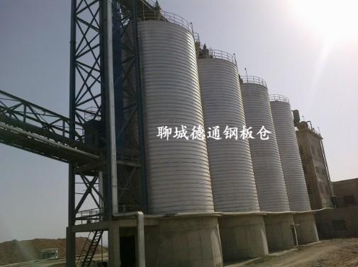 新疆粉煤灰螺旋卷板钢板库