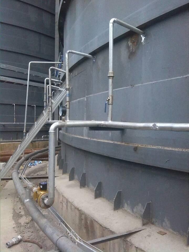 钢板仓新式出料系统